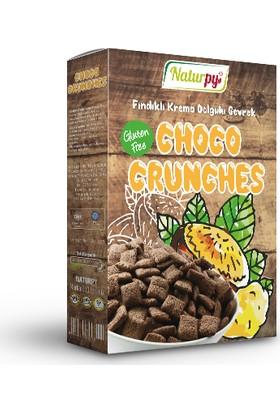 Naturpy Fındık Krema Dolgulu Gevrek Choco Crunches Glutensiz
