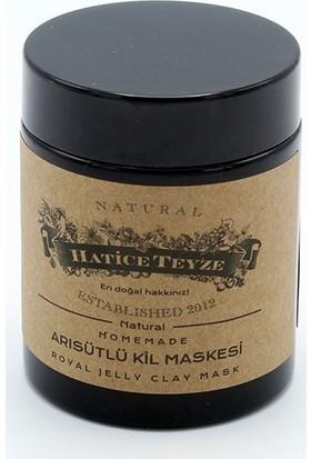 Hatice Teyze Arısütlü Kil Maskesi - 100 ml