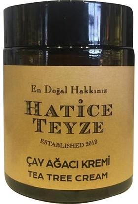 Hatice Teyze Çay Ağacı Kremi - 100 ml