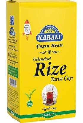 Karali Geleneksel Rize Turist Dökme Çay 5 kg