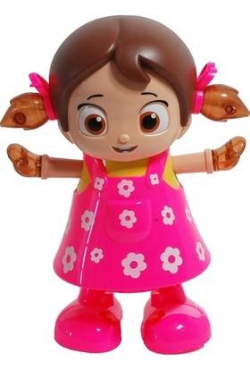 Baby Toys Şarkı Söyleyen Dansçı Niloya 22 Cm Bebek