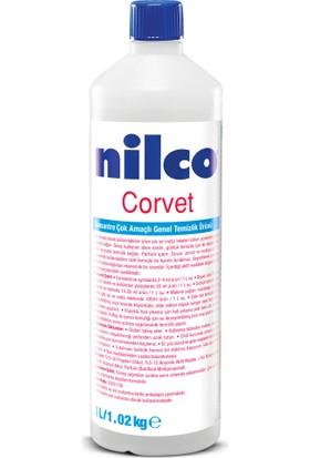 Nilco Corvet Konsetre Çok Amaçlı Genel Temizlik Maddesi 1 kg