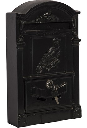 Çiftsan Alüminyum Döküm Posta Kutusu Güvercin