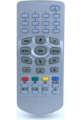 Zapp-215 Rc-1090 Regal- Seg- Vestel Tv Kumandası