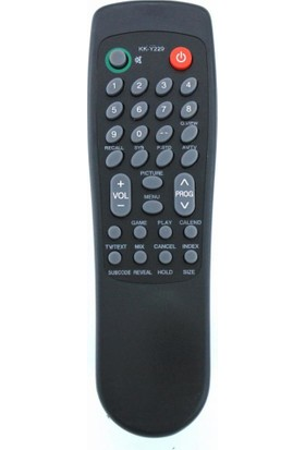 Zapp-218 Kky-229 Konka Tv Kumandası