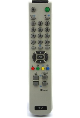 Zapp-344 Sony Rm-887 Tv Kumandası