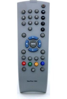 Zapp-369 Tp 156C Grundig Tv Kumandası