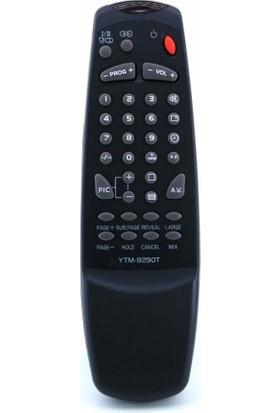Zapp-706 Yumatu Ytm-9290T Tv Kumandası Kumanda