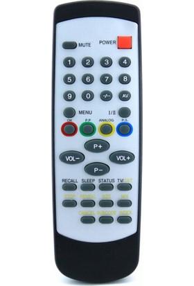 Zapp-725 Kk0304 Schaub Lorenz Tv Kumandası