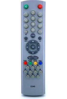 Zapp-760 Kk2240 Vestel Tv Kumandası