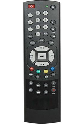 Zapp-1540 (854 Aynı) Skytech 9010 Uydu Kumandası