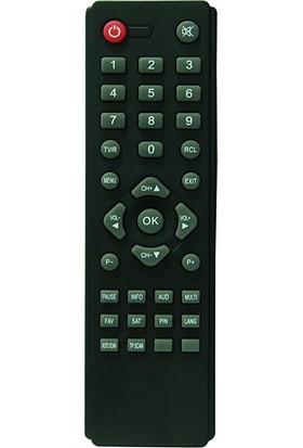 Zapp-1592 Elektromer Mini Box Uydu Kumanda Kr0099