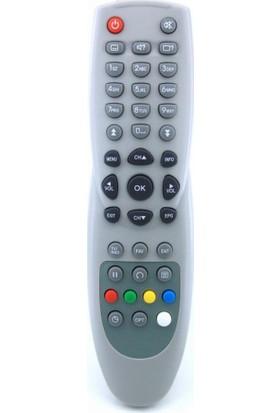 Zapp-565 Technosat 6000 Uydu Alıcı Kumanda