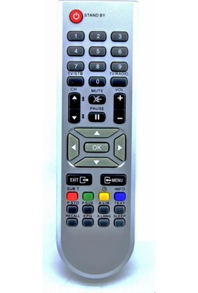Zapp-686 Sunny 7010 Uydu Alıcısı Kumandası Kr0985