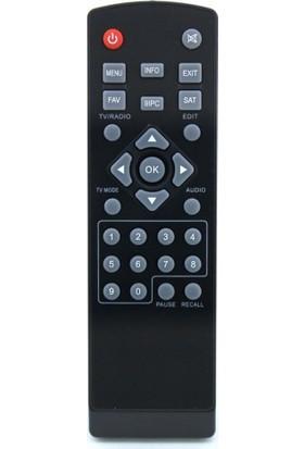 Zapp-867A Botech Bc-4100 Fta Bc-3100 Uydu Kumanda