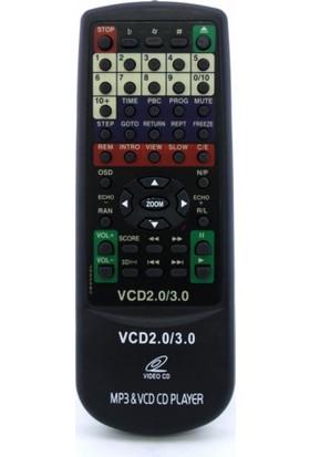 Zapp-405 Universal Vcd Kumandası