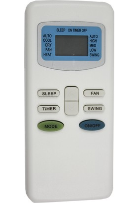 Maza Mz-908 Sunny Akıllı Klima Kumandası