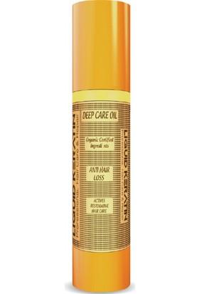 Liquid Keratin Saf Keratinli Saç Bakım Yağı - Saç Güçlendirici Yağ - Dökülme Karşıtı Dip Bakım Saç Serumu