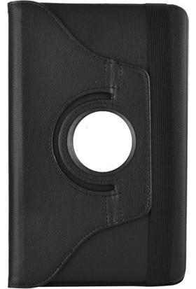 "Windys Samsung Galaxy Tab A SM-T510/T515/T517 10.1"" 360 Derece Dönebilen Kılıf Siyah"