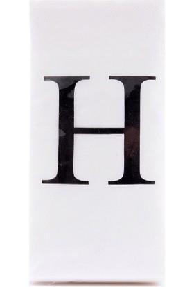 The Company H Harf Peçete 33 cm