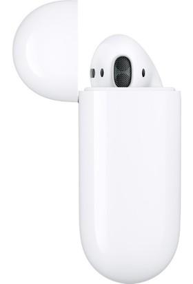 Apple AirPods 2. Nesil Bluetooth Kulaklık MV7N2TU/A (Apple Türkiye Garantili)