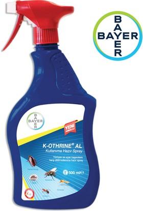 Bayer K-Othrine AL 500 ML Genel Haşere Öldürücü