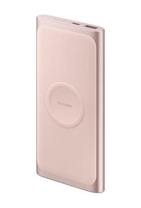 Samsung Kablosuz Hızlı Şarj Aleti (Pembe) EB-U1200CPEGWW