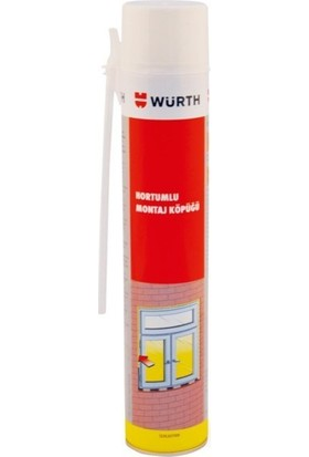 Würth Hortumlu Montaj Köpük 750Ml