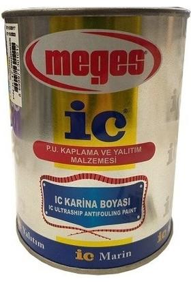 Meges İç Karina Kırmızı Boya 1 Kg