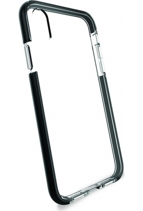 Puro Impact Pro iPhone X Flex Shield Case Black