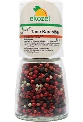 Ekozel Tane Karabiber Değirmenli 60 gr