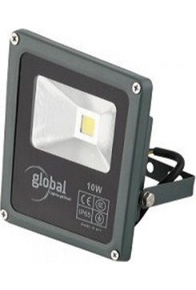 Global 10 W Smd Led Projektör Beyaz