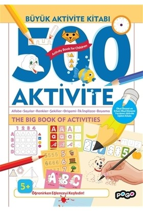 500 Aktivite:Büyük Aktivite Kitabı