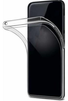 Coverzone Huawei Y5 2019 Kılıf Süper Şeffaf Silikon + Temperli Ekran Koruma