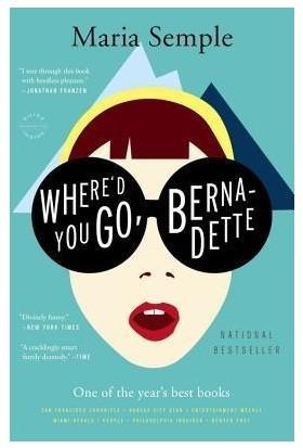 Where'D You Go Bernadette