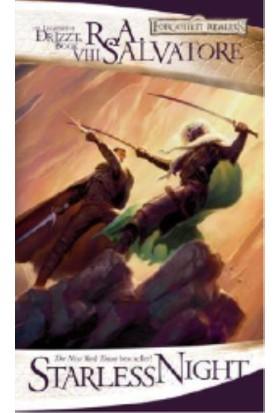 Starless Night: Legacy Of The Drow 2 (Forgotten Realms: Legend Of Drizzt Vııı)