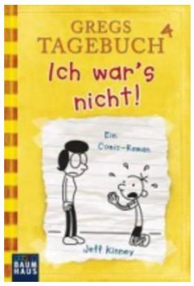 Gregs Tagebuch 4: Ich War'S Nicht!