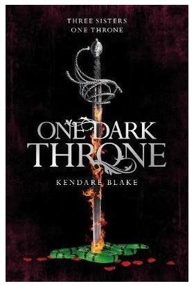 One Dark Throne (Three Dark Crowns 2)
