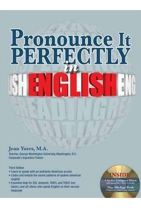 Pronounce It Perfectly İn English With Audio Cds