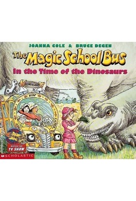 Magic School Bus İn The Time Of The Dinosaurs
