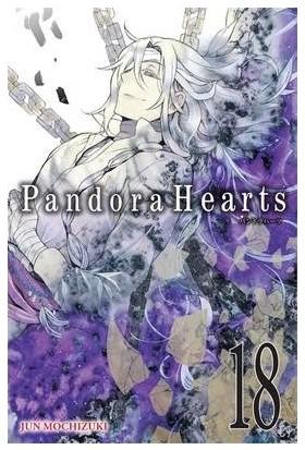 Pandora Hearts 18
