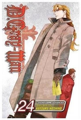 D. Gray-Man 24
