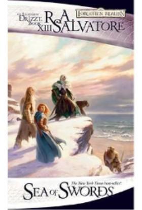 Sea Of Swords: Paths Of Darkness 3 (Forgotten Realms: Legend Of Drizzt Xııı)