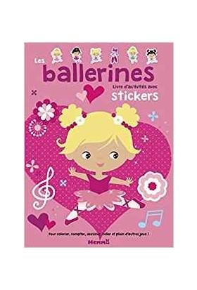 Les Ballerines (Livre D'Activites Avec Stickers)