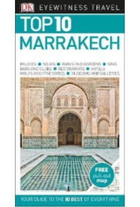 Dk Eyewitness Top Ten Marrakech