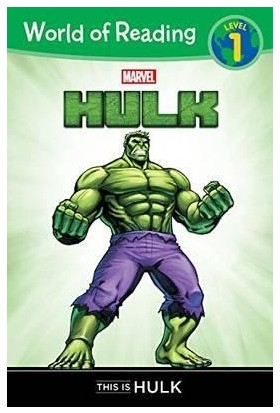 This İs Hulk (World Of Reading, Level 1)