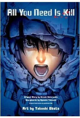 All You Need İs Kill (Manga): 2-İn-1 Edition