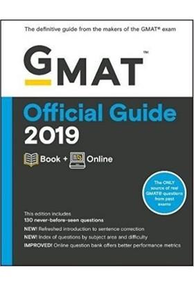 Gmat Official Guide 2019: Book + Online