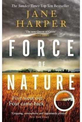 Force Of Nature (Aaron Falk 2)