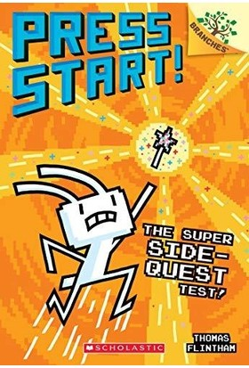 The Super Side-Quest Test (Press Start 6)
